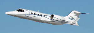 lear_jet_31_in_flight